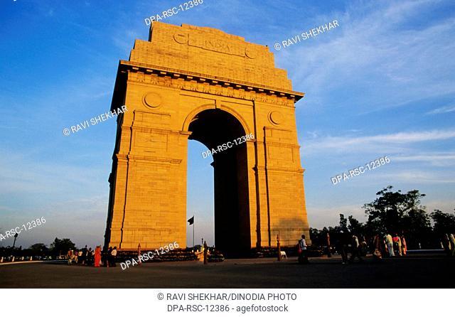 India Gate , New Delhi , India