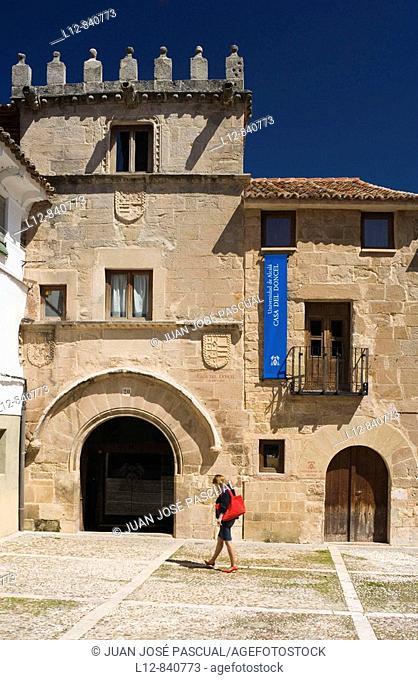Casa del Doncel Siguenza, provincia de Guadalajara, Castilla la mancha, Spain Camino del Cid