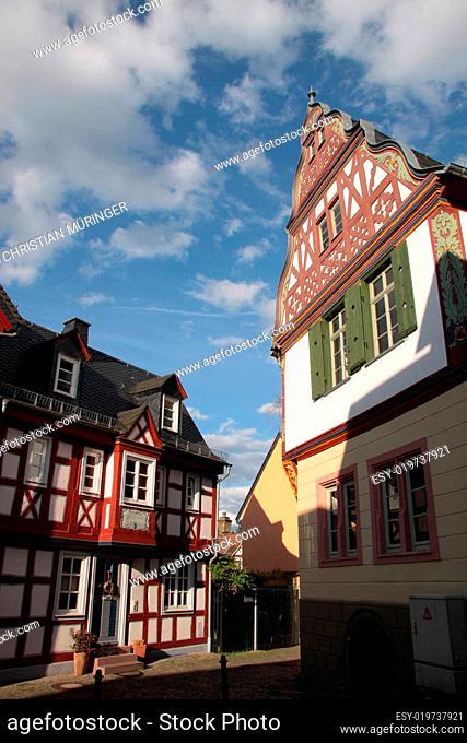 Altstadtgasse in Idstein