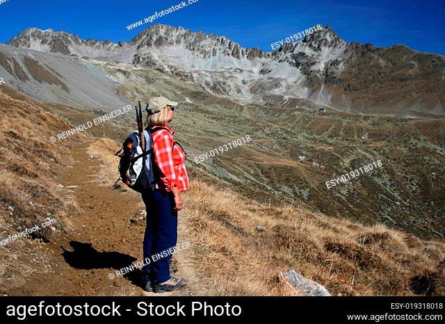 Pass Val Gualdauna