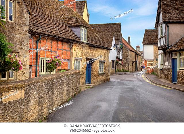 Lacock, Wiltshire, England, United Kingdom