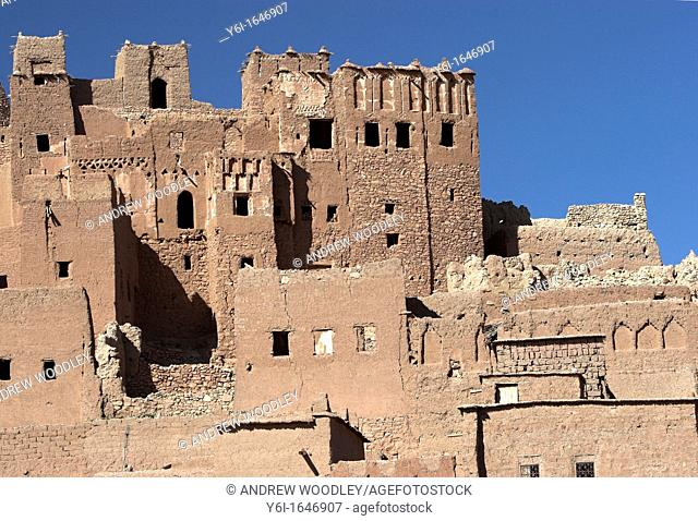 Old Ait Benhaddou kasbah Morocco