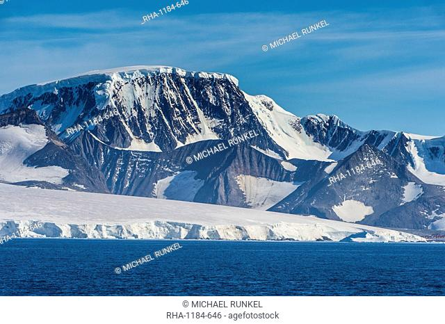 Joinville island, Weddell, Sea, Antarctica, Polar Regions