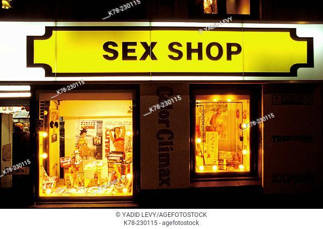 Denmark sex shop