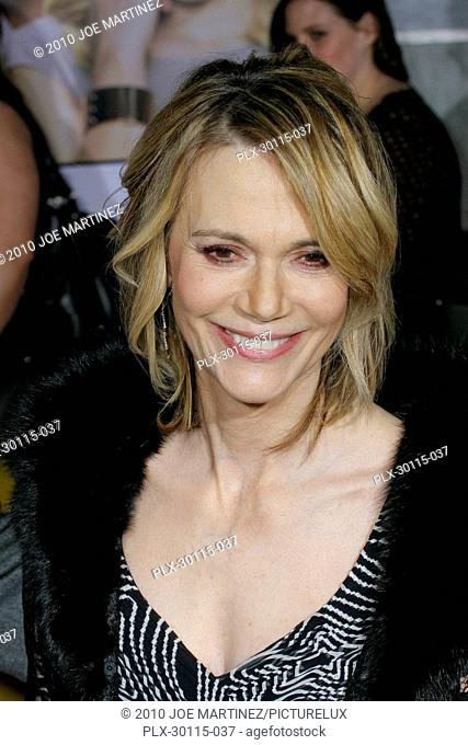 Peggy Lipton at the Premiere of Touchstone Pictures' When in Rome. Arrivals held at El Capitan Theatre in Hollywood CA, January 27, 2010