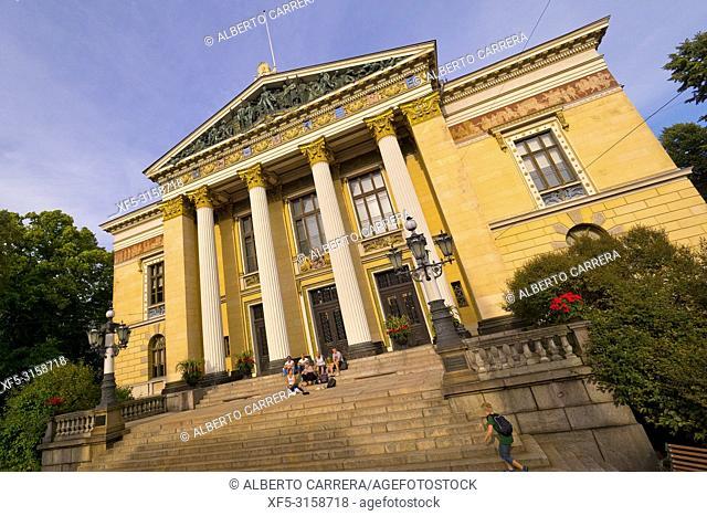 House of the Estates, Helsinki, Finland, Europe