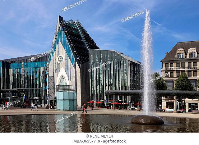 Leipzig University Augustusplatz