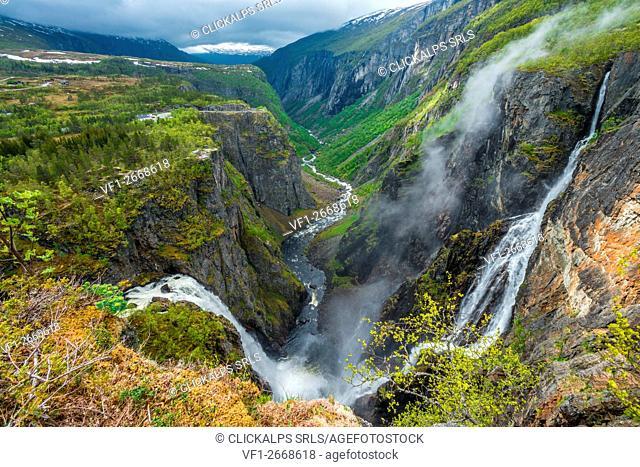 Voringfossen, Eidfjord, Norway