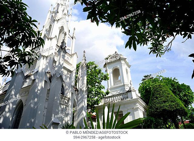Wat Ratchabophit, Bangkok, Thailand