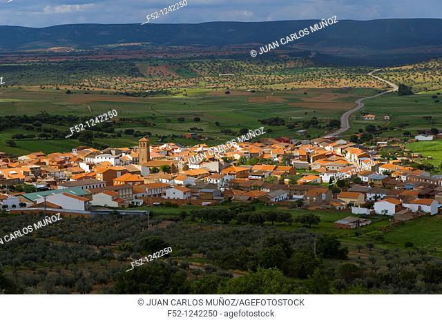 Cabañeros National Park, Ciudad Real province, Castilla-La Mancha, Spain