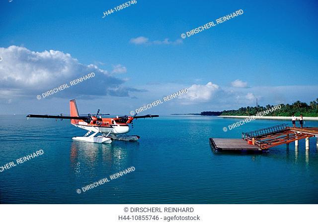 10855746, Maldives, Indian Ocean, Meemu Atoll, pla