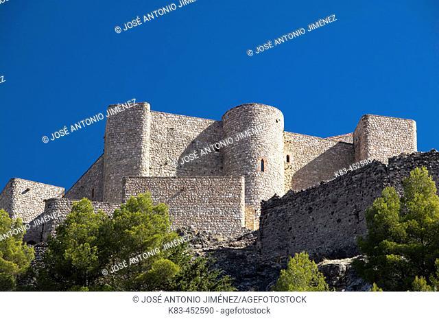 Castillo de Segura. Sierra de Segura. Jaen province. Spain