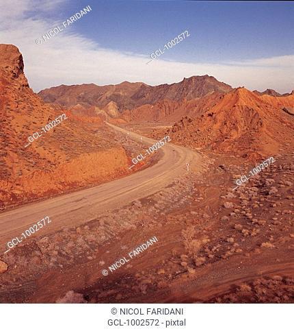 Mountain landscape in Iran
