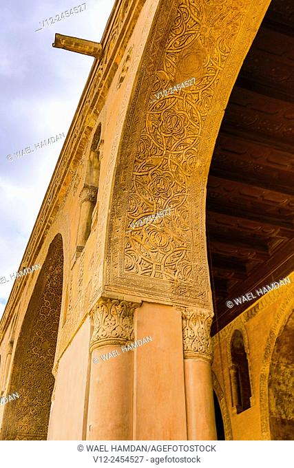 Mosque of Ahmad ibn Tulun, Cairo, Egypt
