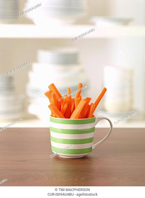Carrot crudites