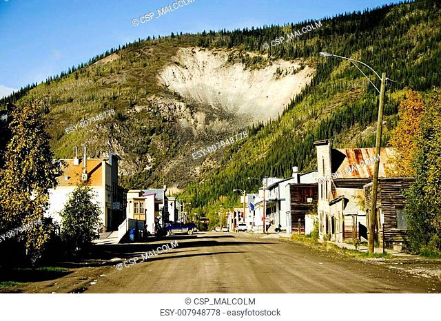 Old Gold Rush Town