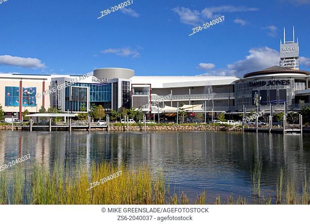 Robina Town Centre, Gold Coast, Queensland, Australia