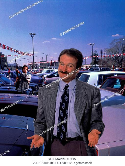 RELEASE DATE: May 18, 1990 MOVIE TITLE: Cadillac Man  STUDIO: Orion Pictures  DIRECTOR: Roger Donaldson  PLOT: Joe's a car salesman with a problem
