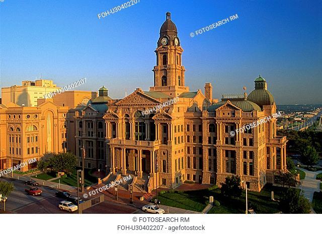 texas fort worth tarrant county courthouse texas
