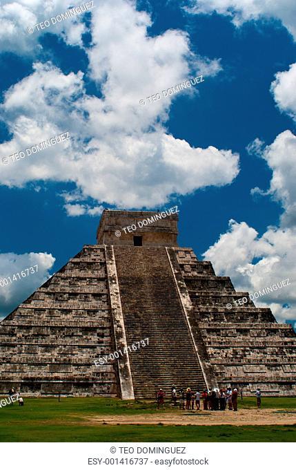 Chichen Itza Temple, Mexico