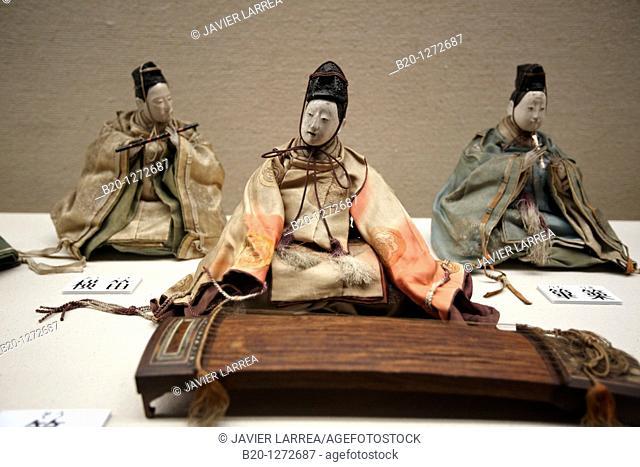 Honkan, Japanese Gallery, Tokyo National Museum, Ueno, Tokyo, Japan
