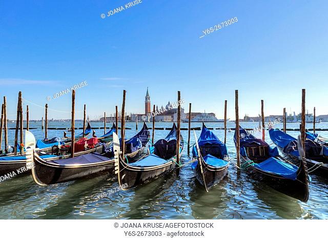 San Giorgio di Maggiore, Venice, Veneto, Italy