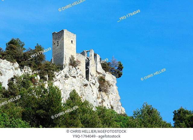 Château Oppéde-le-Vieux