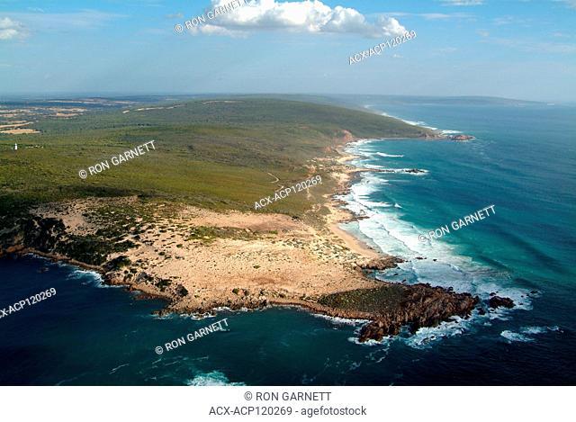 aerial, Cape Naturaliste, Western Australia