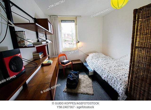 Tilburg, Netherlands. Guest room in an apartment available for Airbnb Travellers