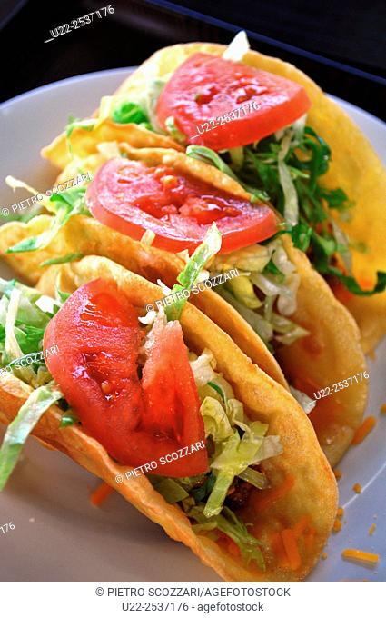 Okinawa, Japan: Tacos
