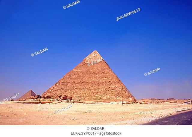 Pyramids of Giza,Egypt