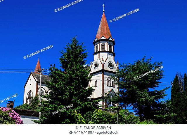 German Colonial Architecture Stock Photos And Images Age Fotostock