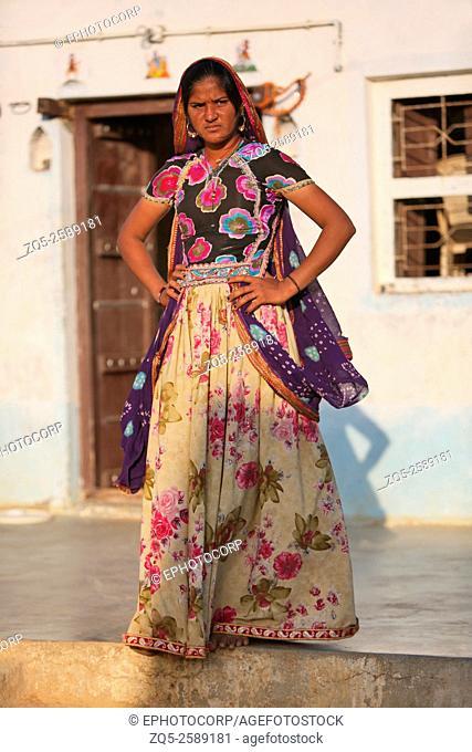 Rabari Dress