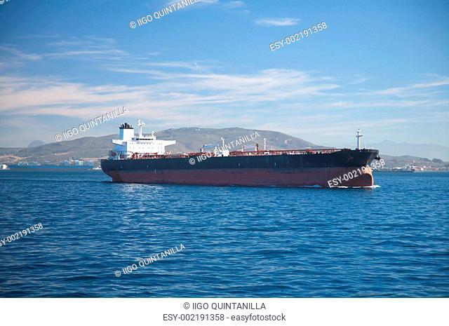 oil tanker boat