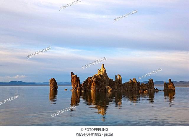 USA, California, South Tufa Area, Mono Lake