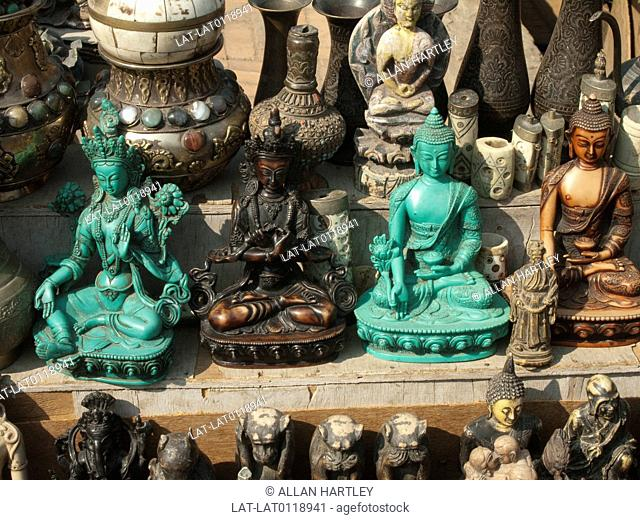 Durbar Square is one of the seven parts of the UNESCO World Heritage Site,Kathmandu Valley. There is a large market catering for the many visitors and pilgrims...