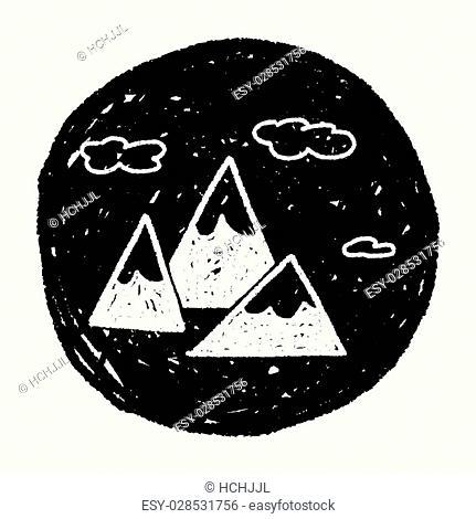 doodle mountain