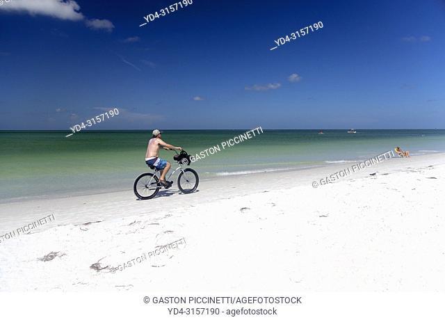 Siesta Key beach, Siesta Key, Sarasota, Florida, USA