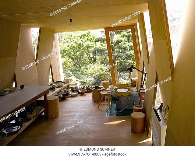XXXX HOUSE, SHIZUOKA, JAPAN, Architect MOUNT FUJI ARCHITECTS, 2003