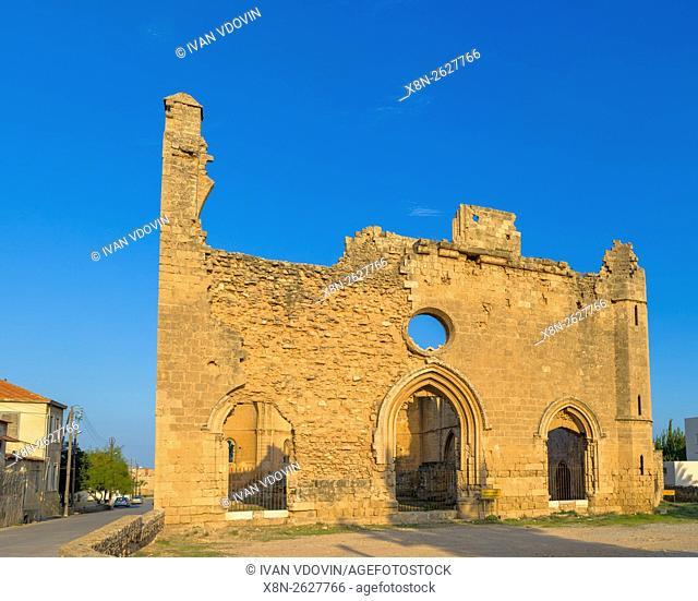 St. George Greek church (1360), Famagusta, Northern Cyprus
