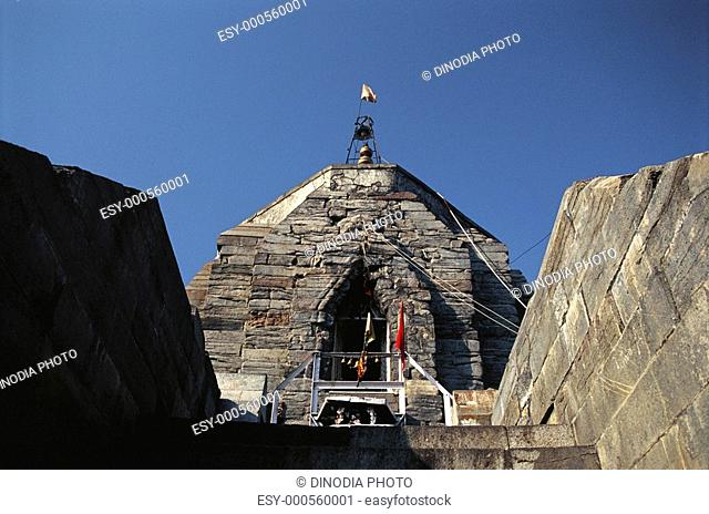 Sankracharya temple , Srinagar , Jammu and Kashmir , India