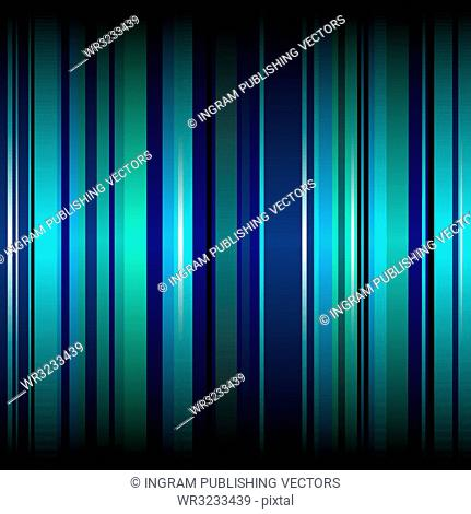 Vertical stripes in different shades of blue ideal for a background