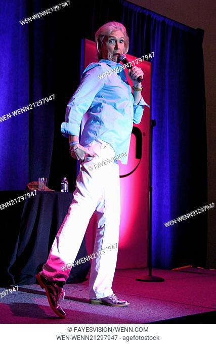 Dinah Vegas Day 1 - Funny Girlz Featuring: Poppy Champlin Where: Las Vegas, California, United States When: 26 Apr 2014 Credit: FayesVision/WENN.com