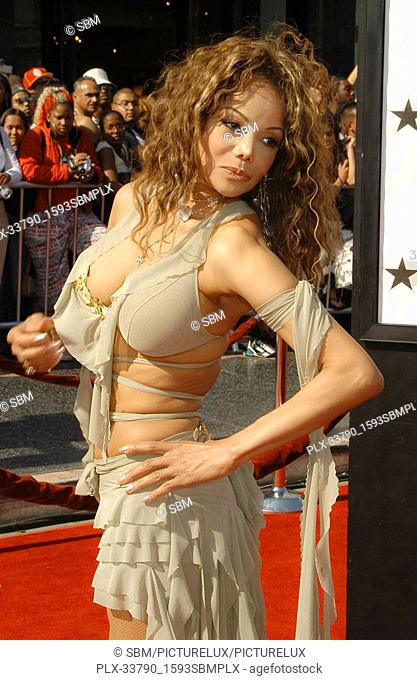 Latoya Jackson at the 3rd Annual BET Awards, held at The Kodak Theatre in Hollywood, CA. The event took place on Tuesday, June 24, 2003