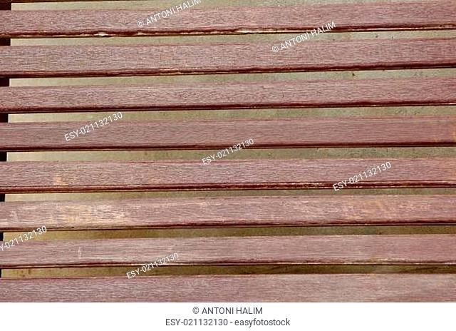 texture of brown wooden bench