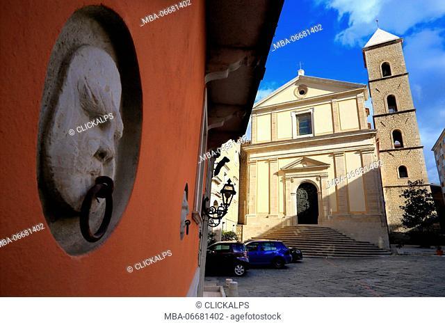 San Gerardo Cathedral, Potenza district, Basilicata, Italy