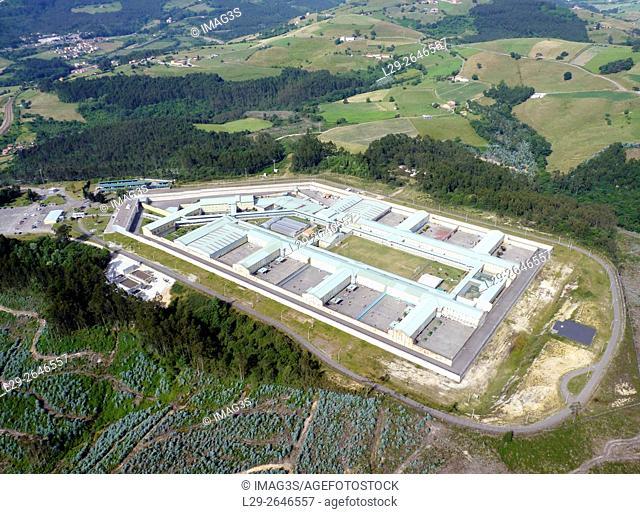 Villabona prison, Asturias, Spain