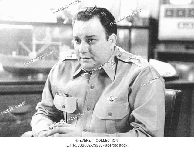 General Anastasio Somoza Debayle, Commander in Chief of Nicaraguan Armed Forces. June 4, 1959. Anastasio and his brother President Luis Somoza Debayle were both...
