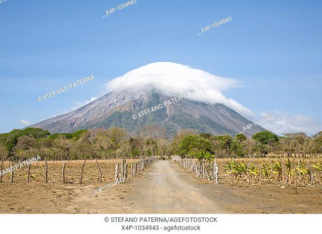 Volcan Concepcion, Isla Ometepe, Nicaragua
