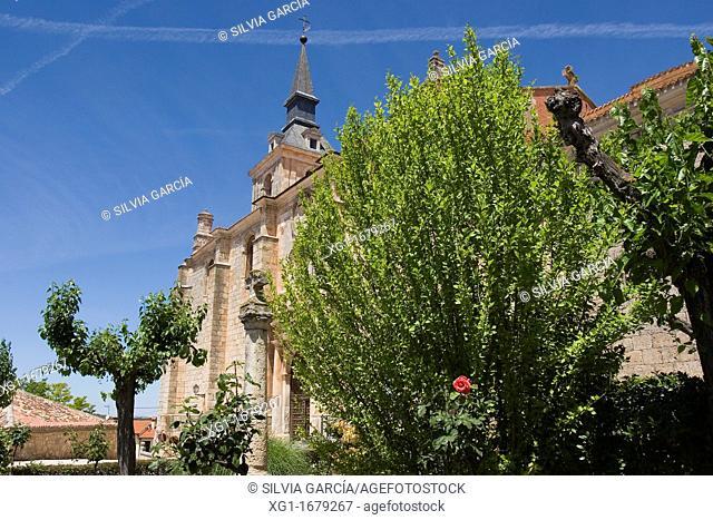Collegiate Church of San Pedro, Lerma, Burgos, Castile and Leon, Spain, Europe